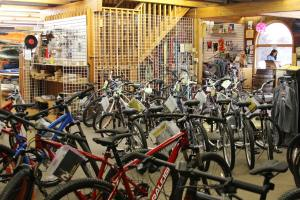 wb bikes busy busy